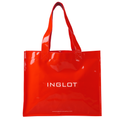 Patented Shopping Bag Red icon