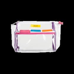 Transparent Cosmetic Bag Colour icon