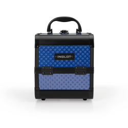 Makeup Case Mini Holographic Drops Blue (MB152M Blue Shade) icon